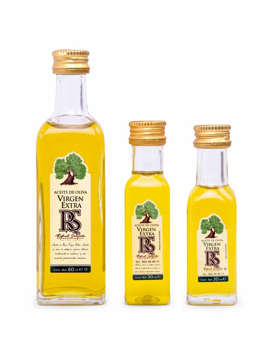 Extra Virgin Olive Oil Rafael Salgado Borges Grapeseed 500 Ml