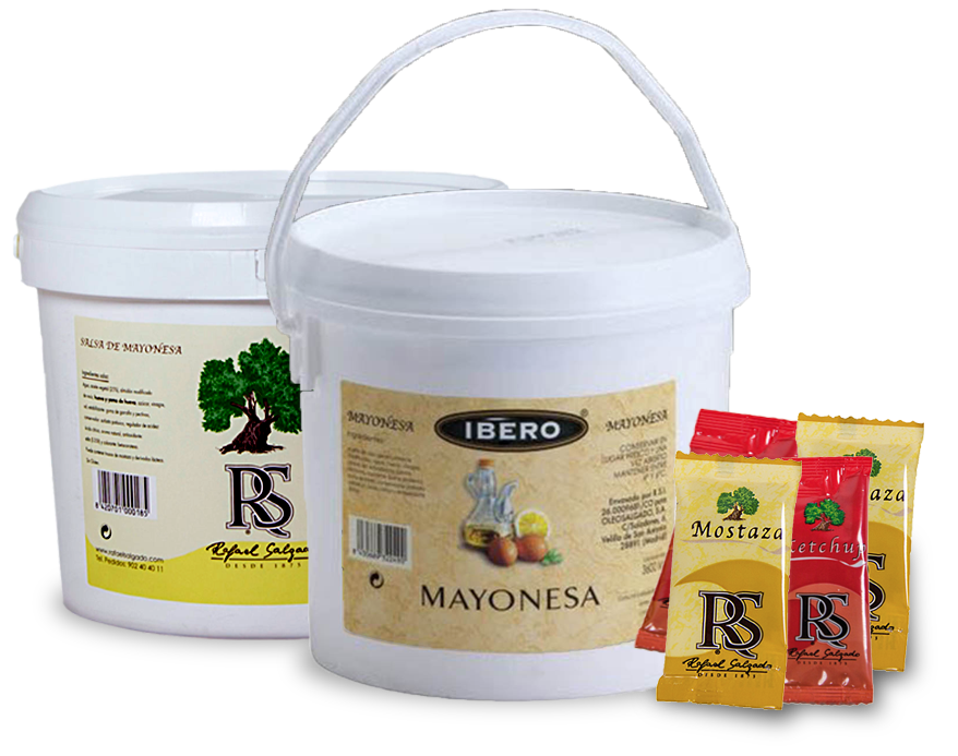 Mayonesas y Salsas