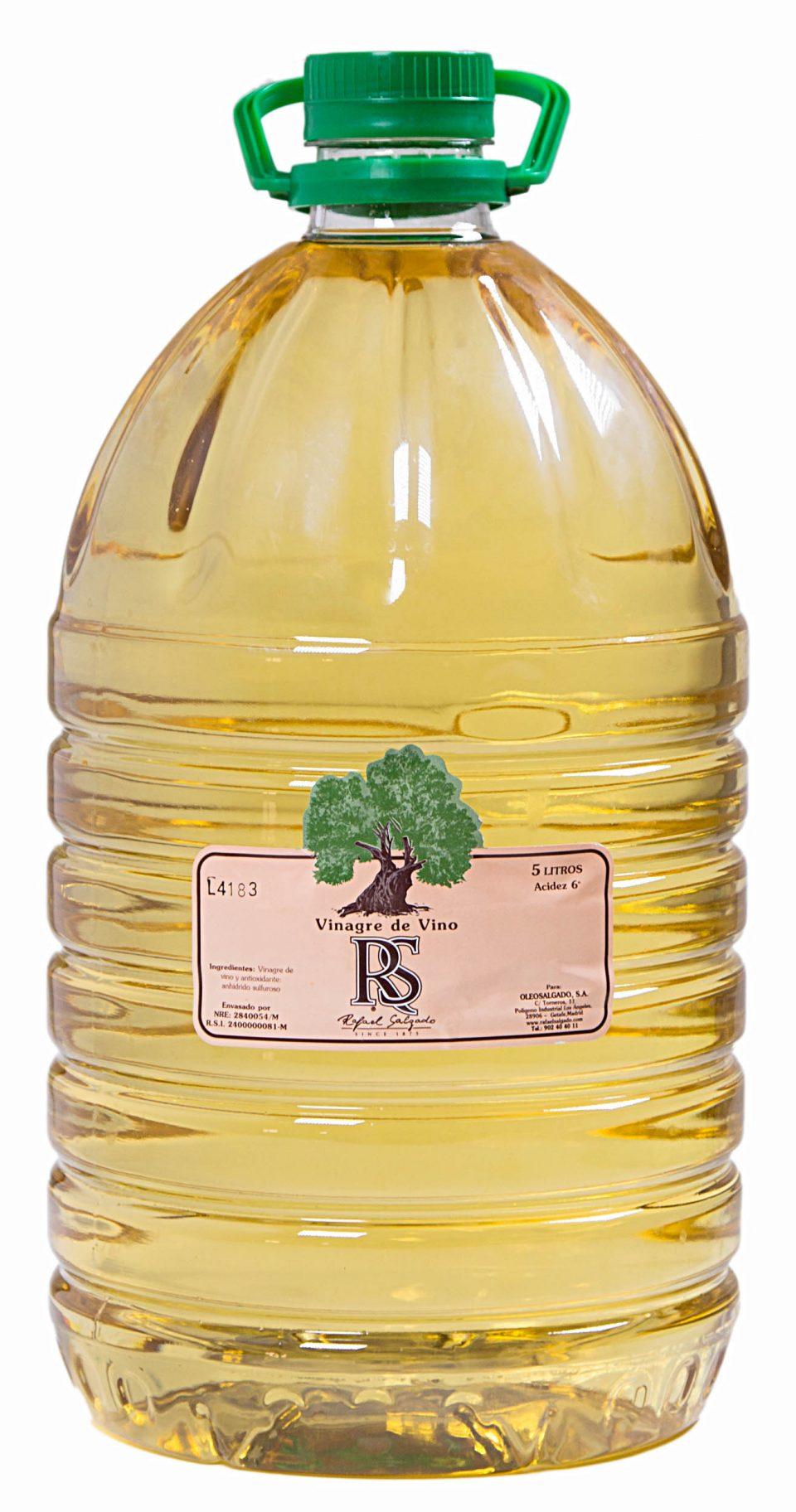 Vinagre de Vino  RS 5 litros