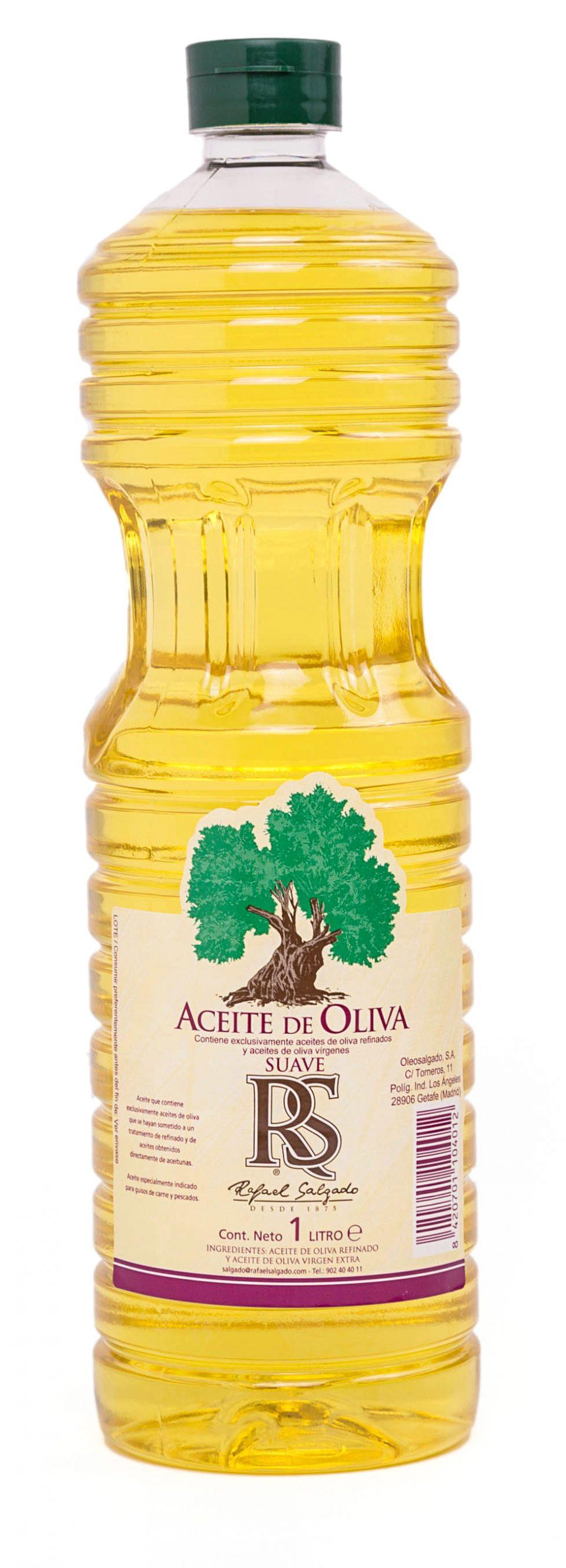 ACEITE DE OLIVA  0,4º 1 litros