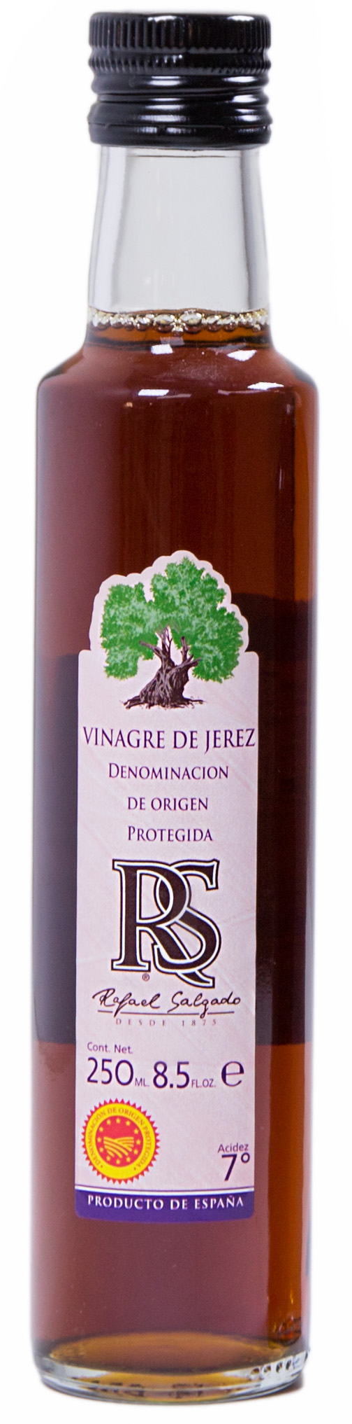 VINAGRE JEREZ  250 ml