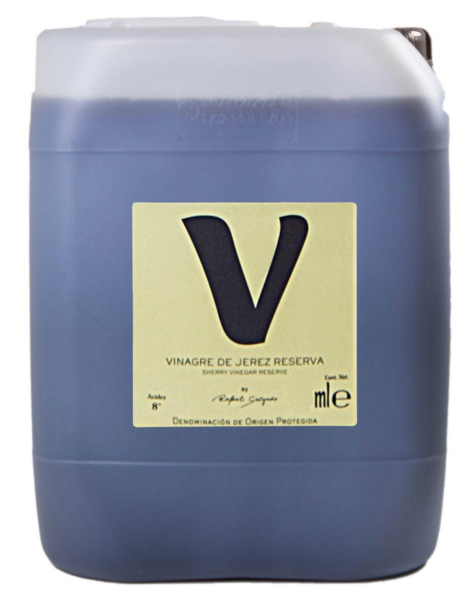 Vinagre de Reserva  10 litros