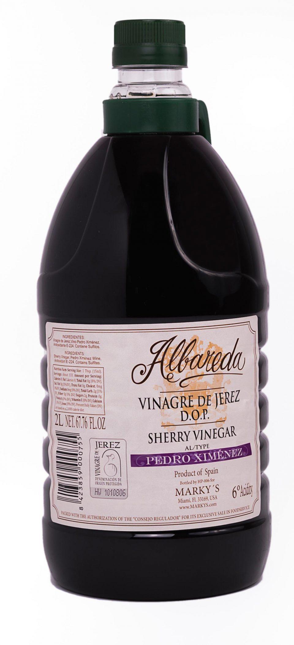 Vinagre en crema al Pedro Ximenez 500 ml