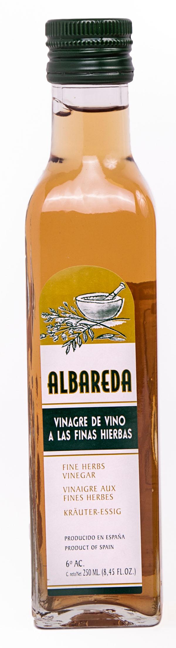 Vinagre a las finas hierbas 250 ml