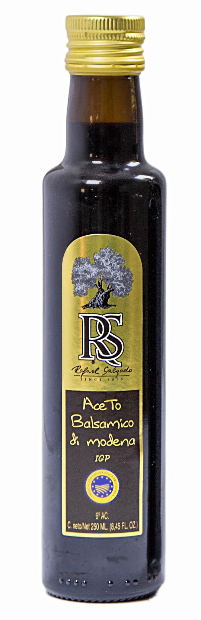 Vinagre de Módena redonda  RS 250 ml