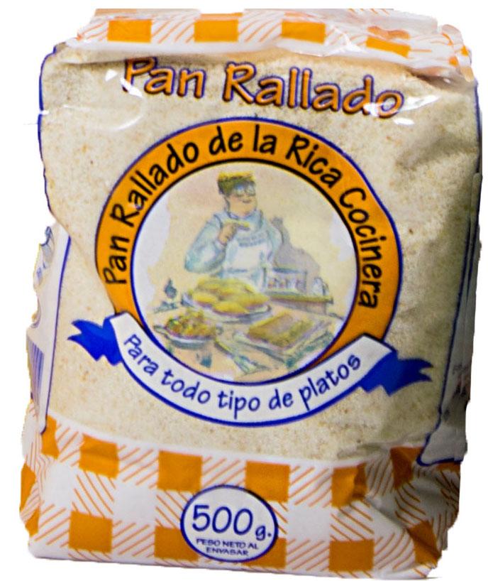Pan Rallado Santa Rita (12x500 grs)