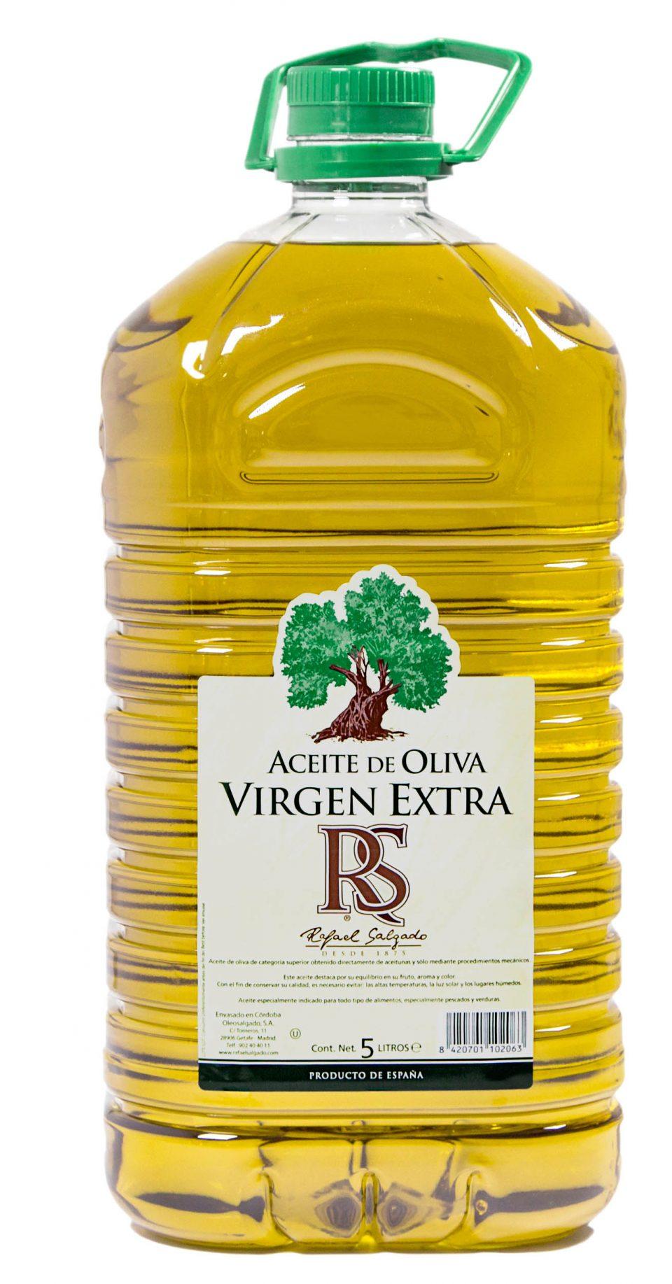Virgen Extra Bidón RS 5 litros