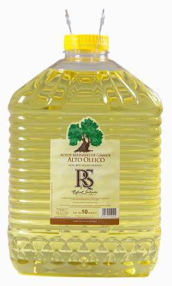 Alto Oleico Girasol bidón 10 litros