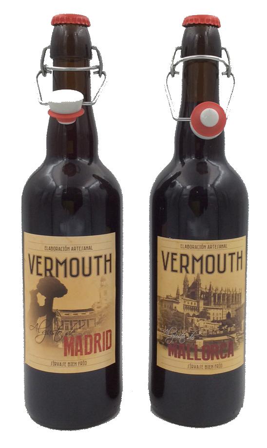 Vermut Arlini Cibeles 750 ml