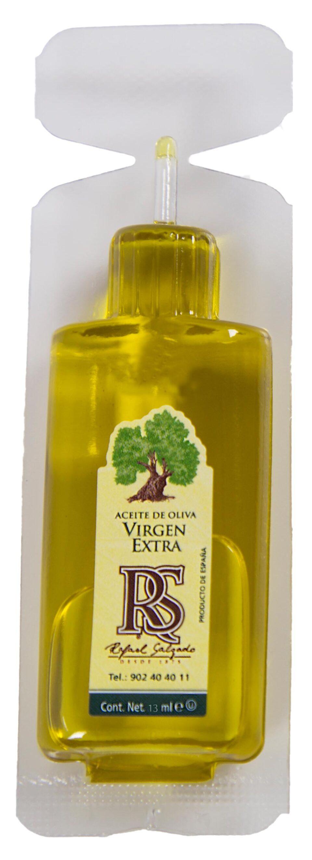 Aceite de Oliva Virgen Extra unifil 13ml  caja 200 unidades