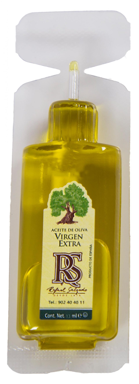 Aceite de Oliva Virgen Extra unifil 13ml  caja 400 unidades