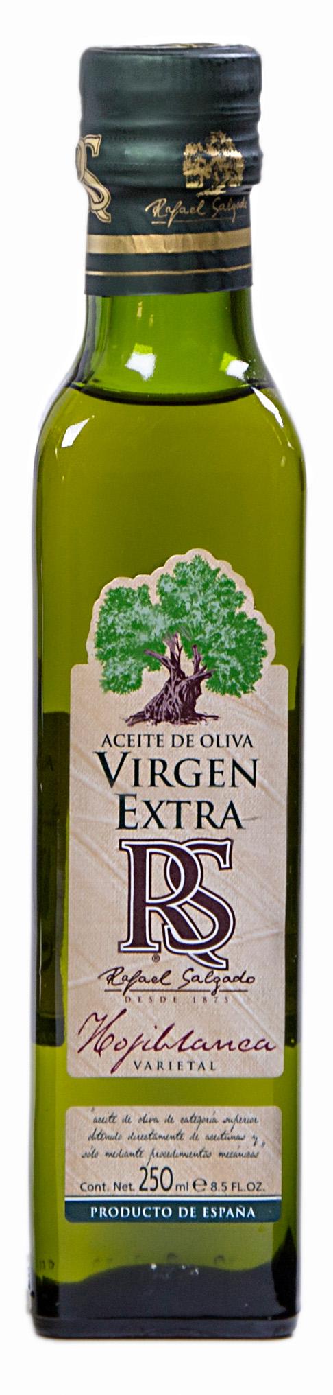 Aceite de Oliva Virgen Extra Hojiblanca cuadrada cris 250 ml