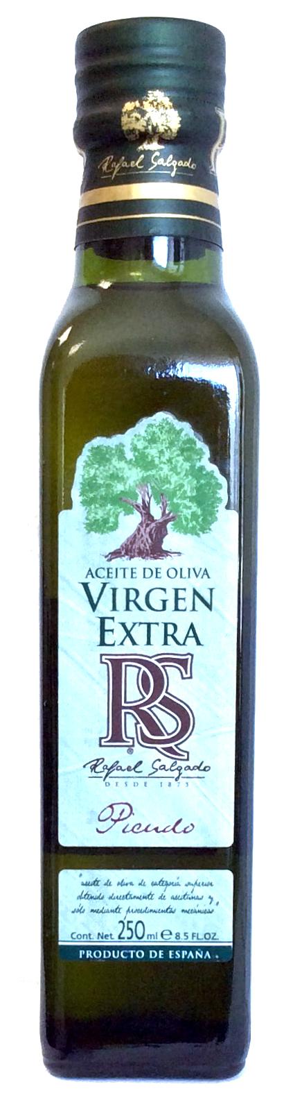 Aceite de Oliva Virgen Extra varietal Picuda 250 ml