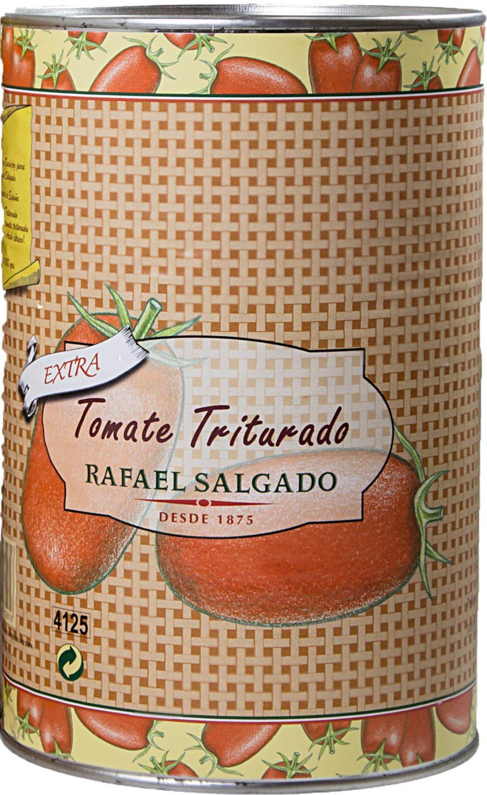 Tomate Triturado Extra RS 4,100 kg